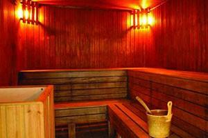 Электропроводка в банях и саунах